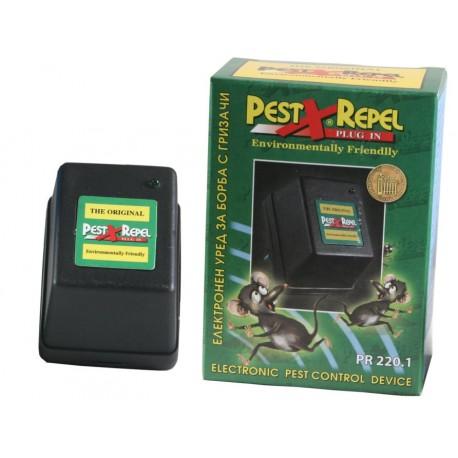 PR-220.1 Elektronický plašič hlodavcov