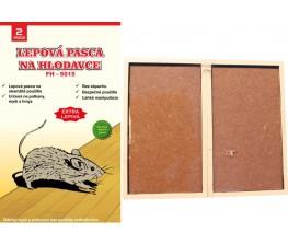 FH-5015 Lepová pasca na hlodavce - drevená